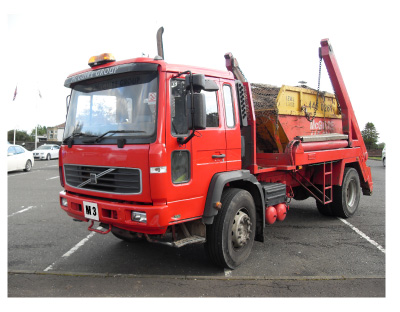 Skip Hire Newton Mearns